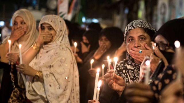 ভারতে নতুন নাগরিকত্ব আইনের বিরুদ্ধে গতবছরের আন্দোলনে বেশ সোচ্চার ছিলেন মুসলিম নারীরা