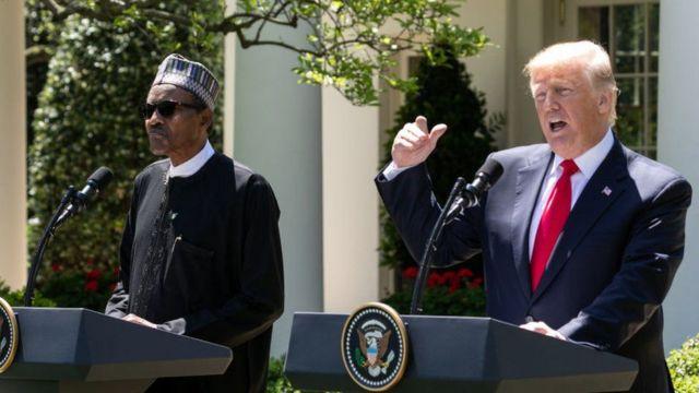 Trump - Bukhari