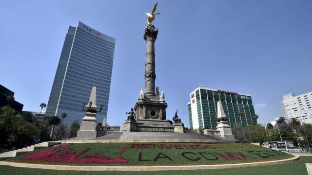 El Monumento a la Independencia de Ciudad de México