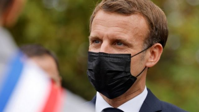Madaxweyne Emmanuel Macron ayaa doonaya 2022 in markale madaxweynanimo loo soo doorto