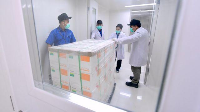 Vaksin Covid 19 Sinovac Mengapa Indonesia Memilihnya Dan Sejauh Mana Kesiapan Menggelar Vaksinasi Bbc News Indonesia