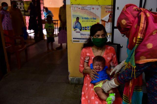 Immunization program in India