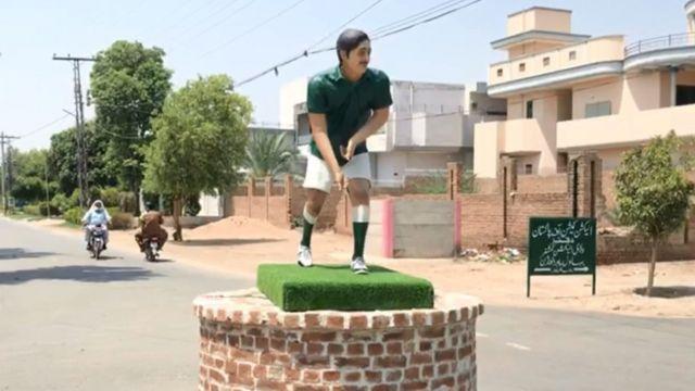 ہاکی اولمپین سمیع للہ خان