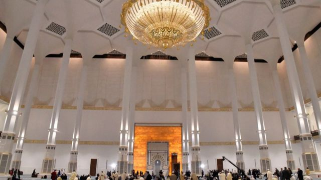مسجد الجزائر الأعظم