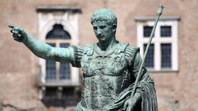 Estatua de Julio César