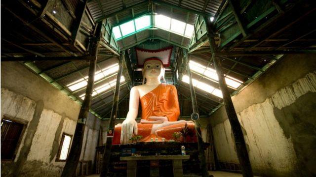কুয়াকাটা পটুয়াখালীতে অবস্থিত বৌদ্ধবিহার
