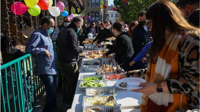 Muslims in New Jersey celebrate Eid al-Fitr