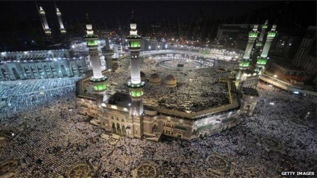अल-हरम मस्जिद