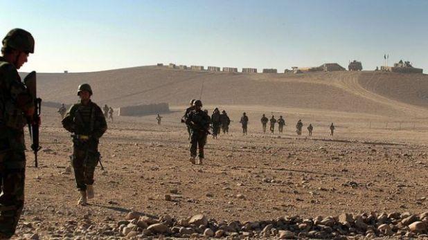 جنود أستراليون في أفغانستان