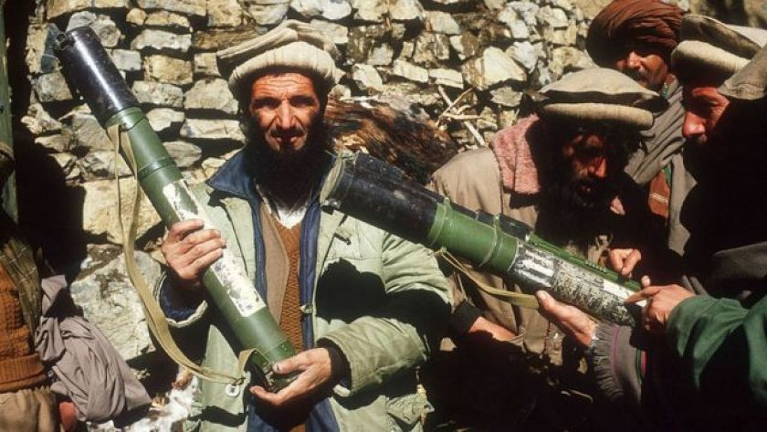 afghan islamic guerrillas