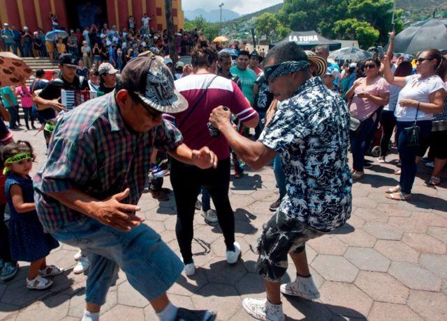 Cumbia in Monterrey