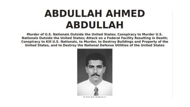 Al-Masry was wanted by the FBI