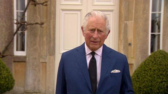 查尔斯王子周六向他的父亲表示敬意,称爱丁堡公爵在过去的70年中为女王,王室,州和英联邦做出了贡献。