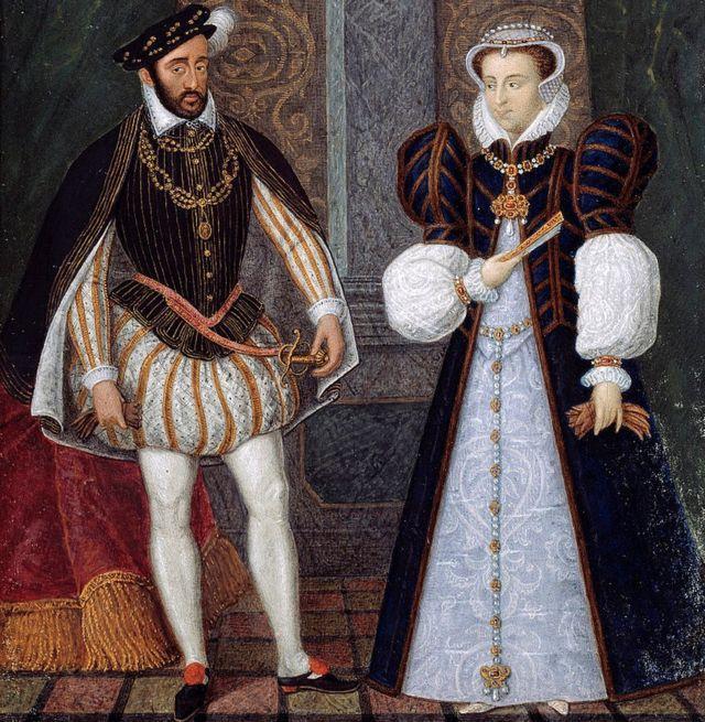 Enrique y Catalina