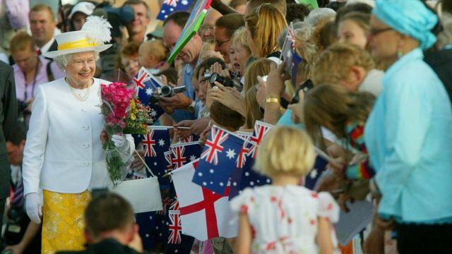 2006年澳大利亚女王
