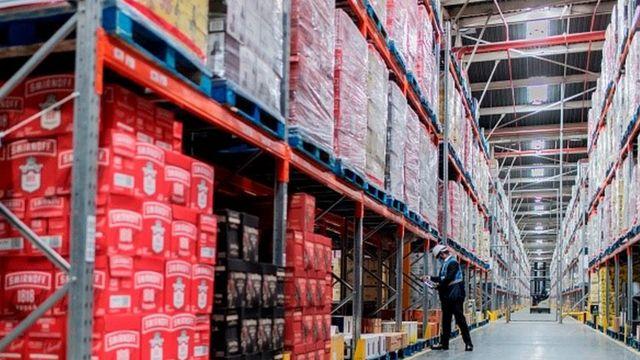 Güney Afrika'da içkiler uzun süre stoklarda kaldı