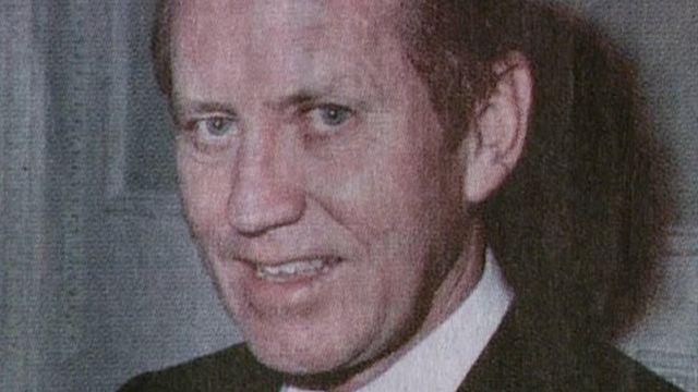 Chuck Feeney in old portrait
