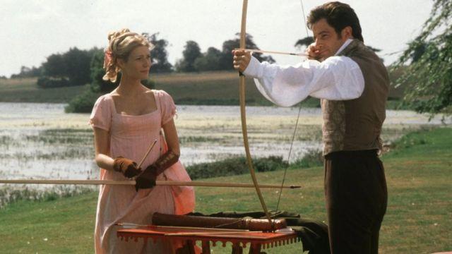 الأفلام الجذابة المقتبسة من روايات جين أوستن، مثل إيما في عام 1997 لاقت رواجا كبيرا