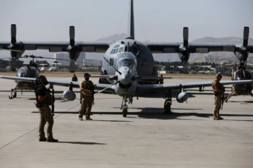 Afghanistan Air Force received A-29 Super Tucano before being defeated by the Taliban (photo 2020)