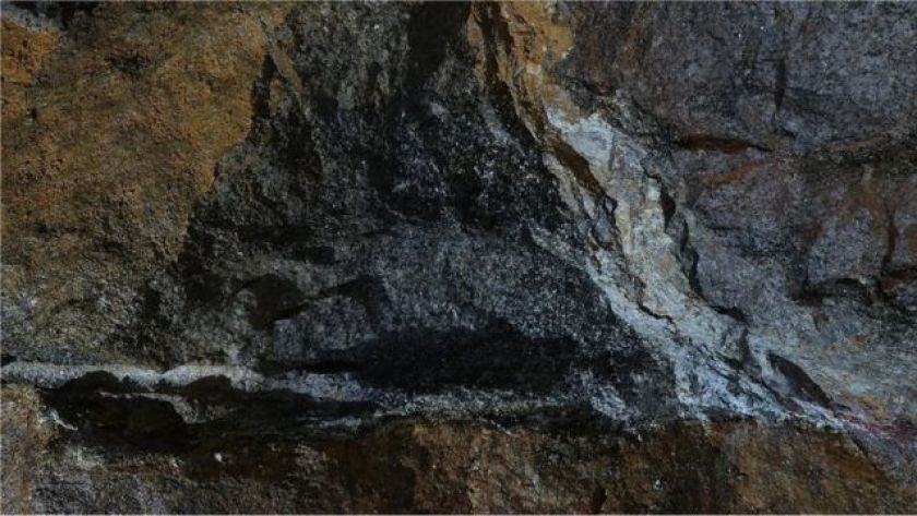 The zinnwaldite from Germany