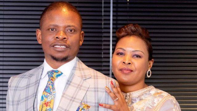 Prophet Shepherd Bushiri: Preacher Bushiri di 'rich' pastor and who be  Prophetess Mary im wife? - BBC News Pidgin