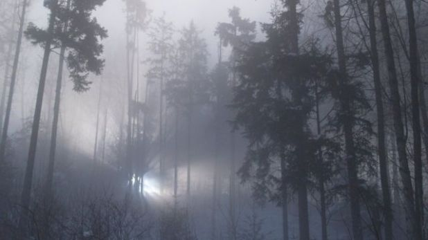 عسكريون أمريكيون قالوا إنهم شاهدوا أجساماً طائرة مجهولة خارج قاعدتهم العسكرية في سافولك