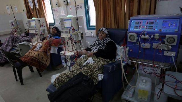 Gazze'deki Şifa Hastanesi