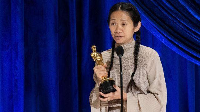 Chloe Chow won the Oscar for Best Director