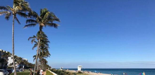 Praia de Palm Beach