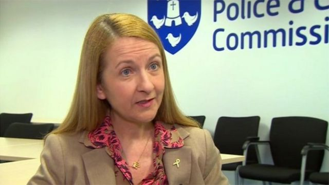 Katie Bourne, Sussex Police and Crime Commissioner