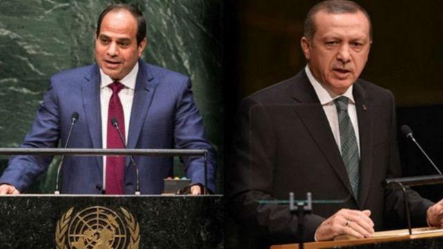 Erdogan and Sisi