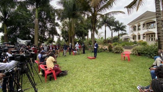 Uganda Elections 2021 Results: Bobi Wine vs Yoweri Museveni - Electoral Commission tally centre results