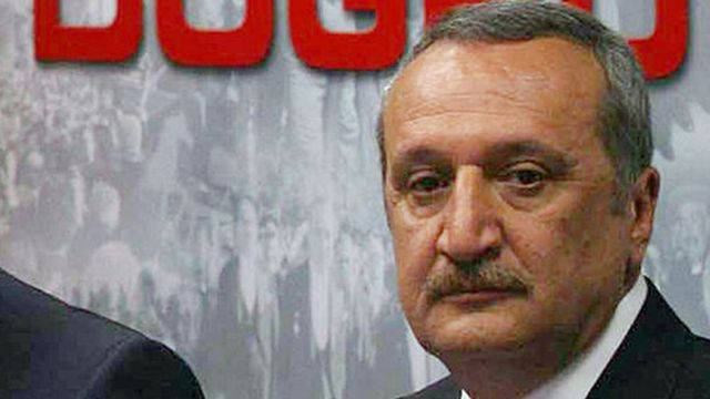 Mehmet Agar, the former Turkish Interior Minister