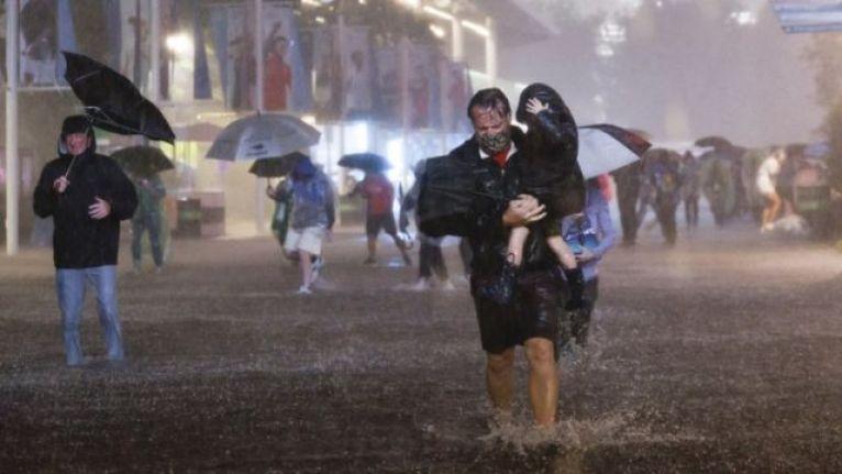 Al menos 23 fallecidos por las lluvias torrenciales en el noreste de EEUU