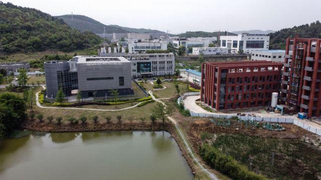 处于舆论漩涡中的武汉病毒研究所坐落在武汉市东部一个并不偏僻的地方