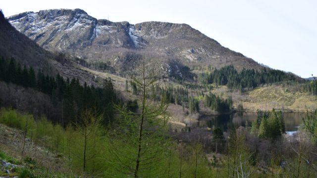 Valle de Isdalen