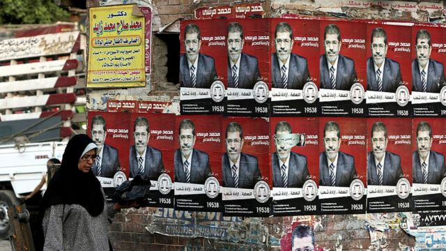 Mursi posterleri