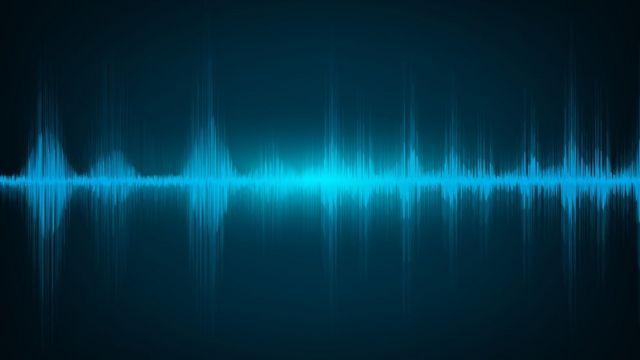 কম্পিউটারে রেকর্ড করা কণ্ঠ