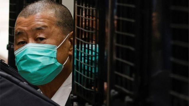 这是李志英第一次被定罪。