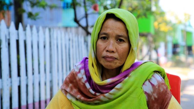 Indotang aktivis anti-pernikahan usia anak