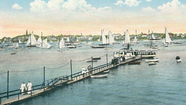 Puerto de Marblehead.