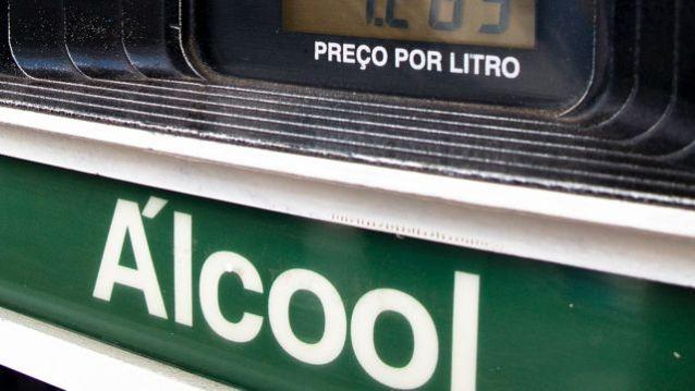 Venda de etanol no Brasil