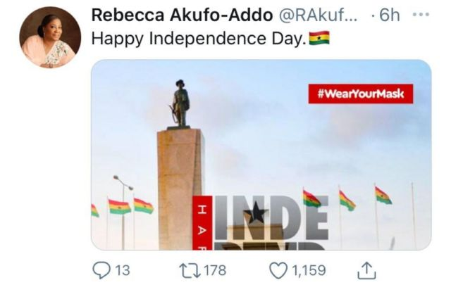 """""""Happy Independence Day Ghana 2021"""""""