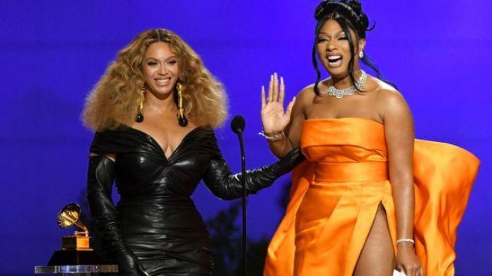 Beyoncé e Megan Thee Stallion