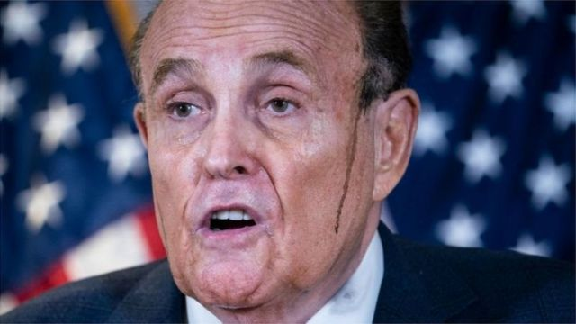 Rudy Giuliani has been Trump's longtime personal attorney