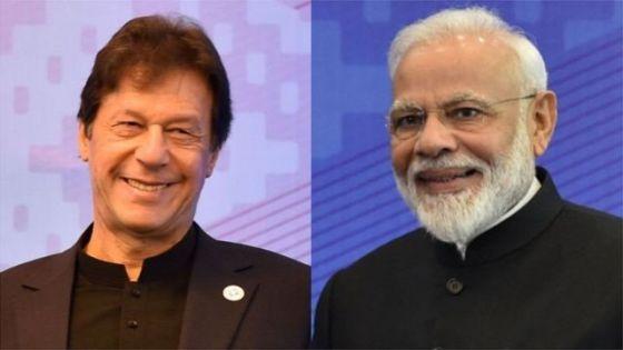 Imran Khan and Prime Minister Narendra Modi