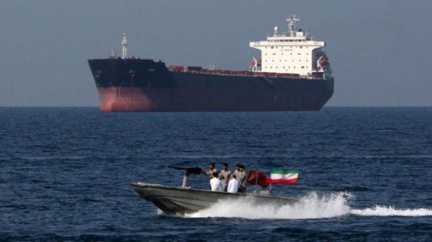 مناورات إيرانية في الخليج
