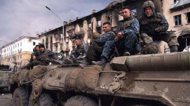 Перша чеченська війна