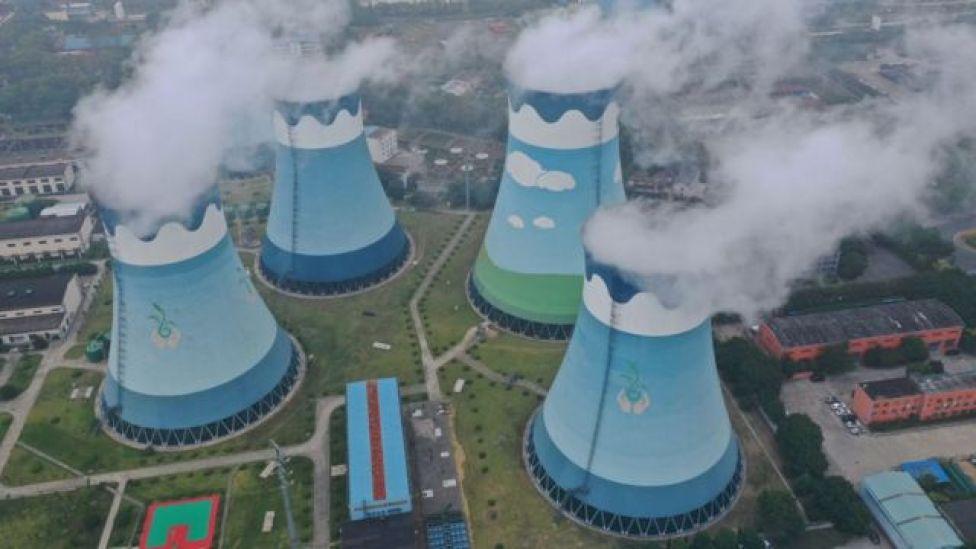 електростанція у Китаї