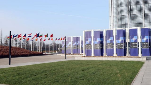 "Flags of NATO member states ""NATO"""